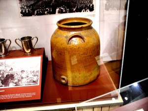 Tabernacle jug and cups